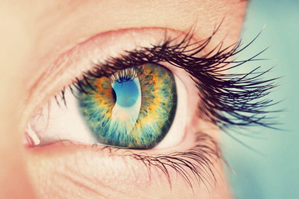 astigmatizam, astigmatizam oka