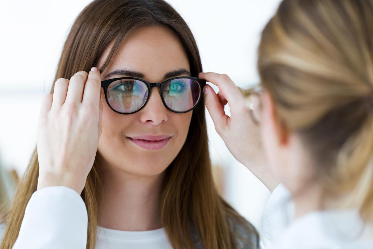 dalekovidnost, hipermetropija naočale