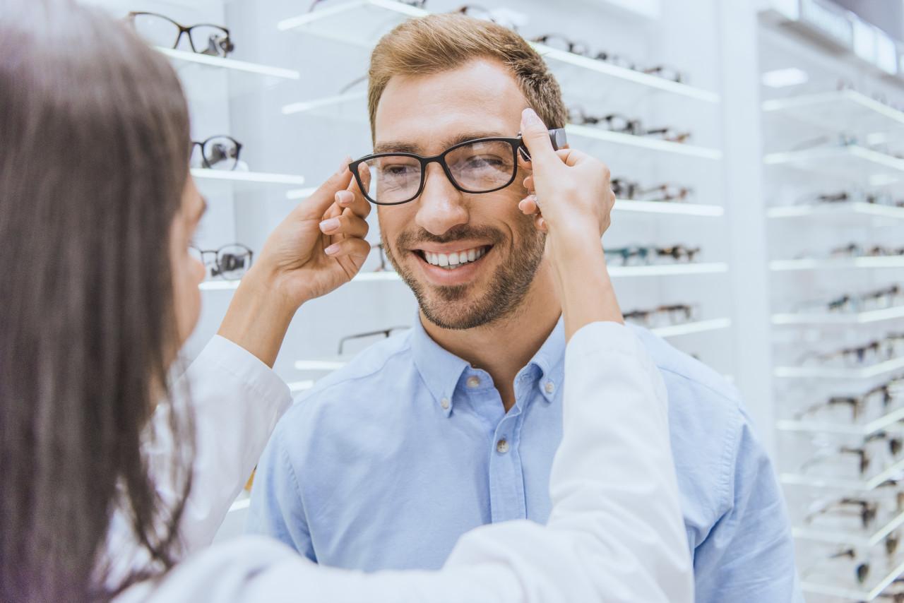 dioptrijske naočale, diptrijske leće, vrste dioptrijskih leća