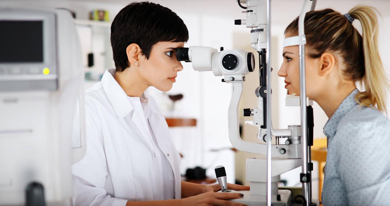 visoki očni tlak, glaukom