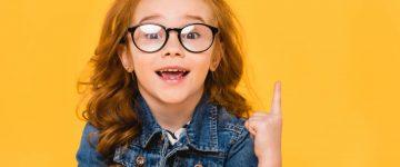 Dječje naočale za vid