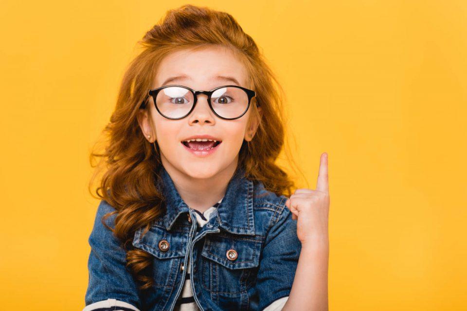 dječje naočale za vid, dječje dioptrijske naočale, dječji okviri, naočale za djecu