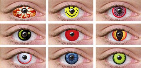 kontaktne leće, kontaktne, leće