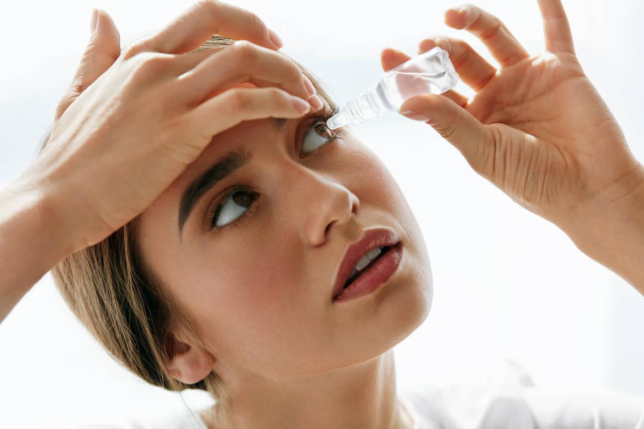 konjuktivitis, iritacija očiju, crvene oči, crveno oko