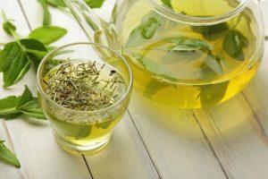 zeleni čaj, antioksidansi, glaukom