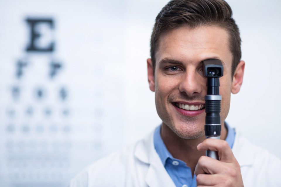 kontrola vida, dobar vid