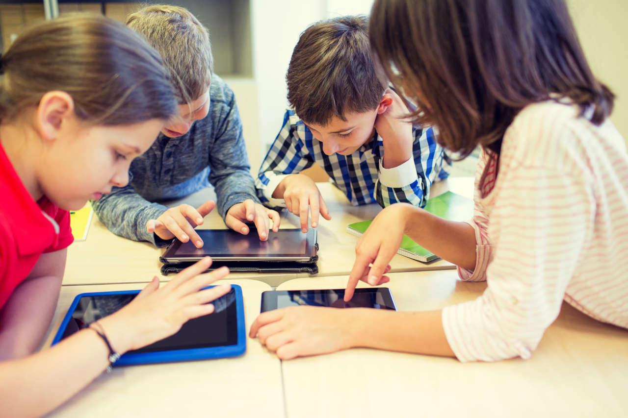 djeca, kompjuteri, računala, oči, vid djece