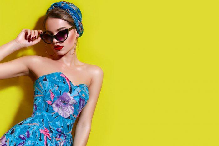 Ženske retro sunčane naočale za 2011.