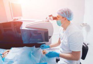 lasersko skidanje dioptrije, lasik