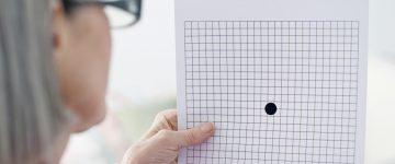 Amslerov test: Test za makularnu degeneraciju i druge poteškoće s vidom