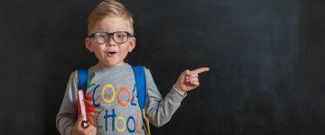 Problemi s vidom kod školske djece