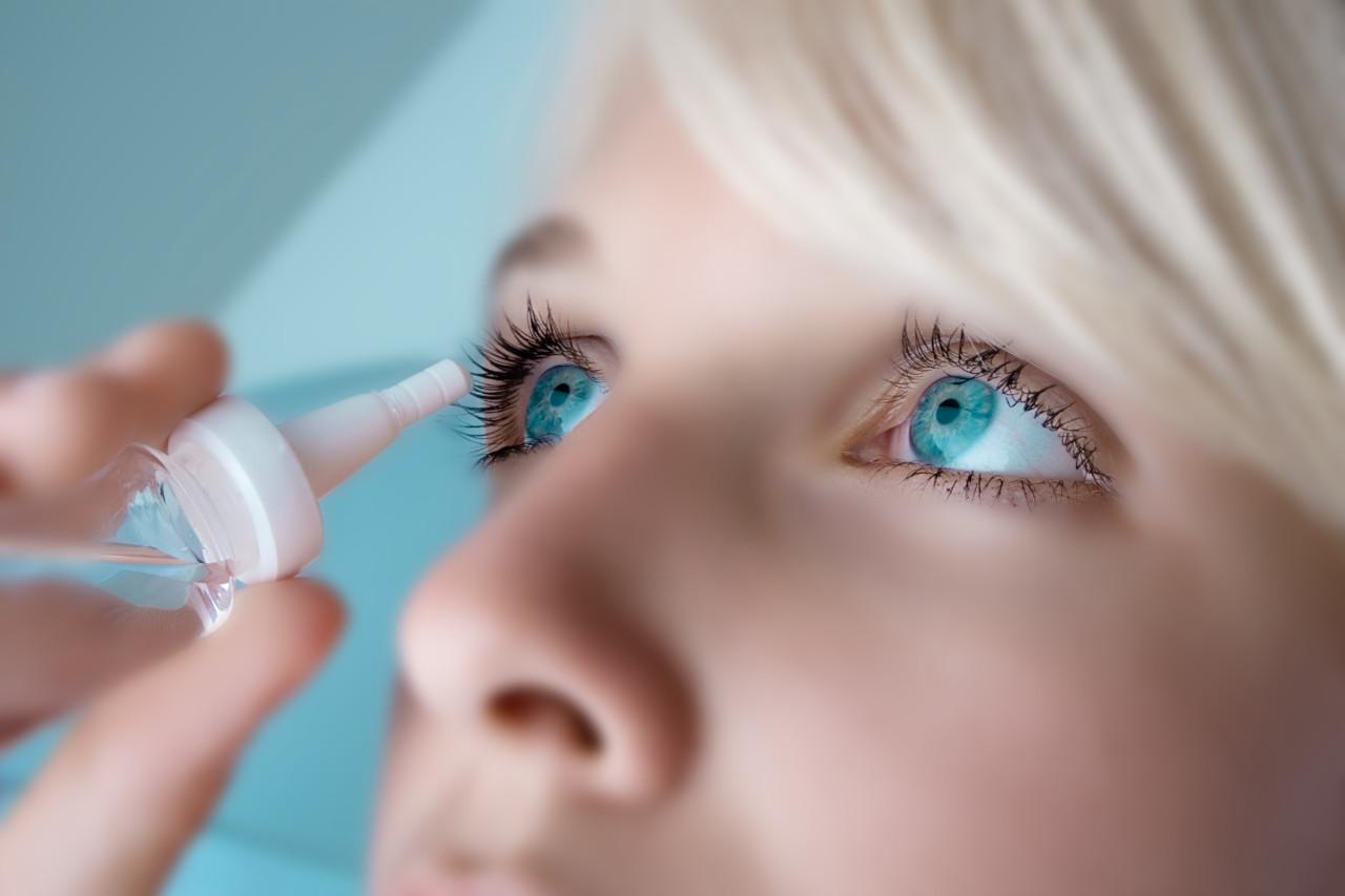 alergija oka liječenje