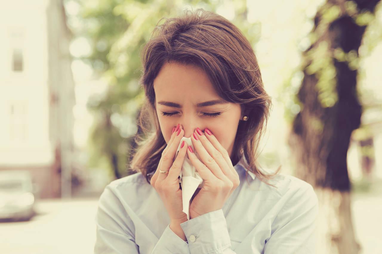 očne alergije, liječenje alergija očiju