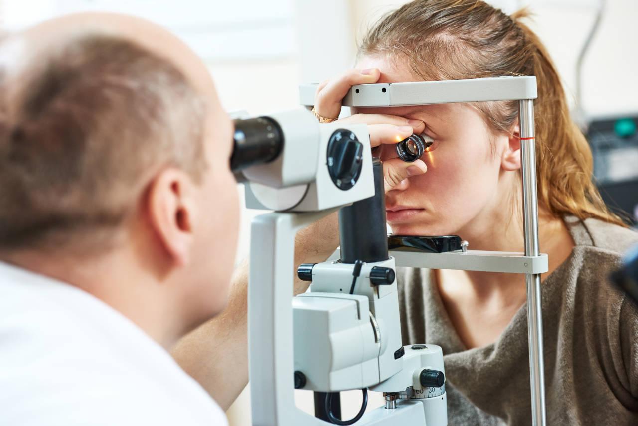 očne bolesti, očne bolesti kod ljudi