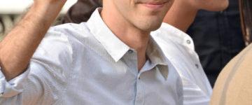 Michele Riondino nosi sunčane naočale Ray-Ban RB 4168 601