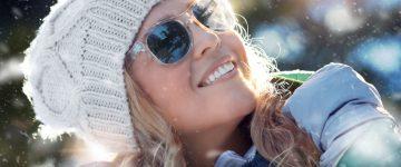 Zima – godišnje doba za sunčane naočale!