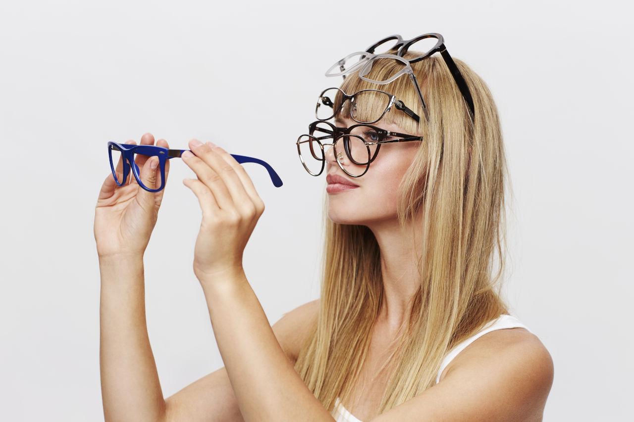 vrste stakla za naočale