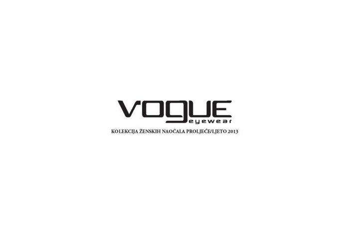 Vogue - kolekcija proljeće/ljeto 2013