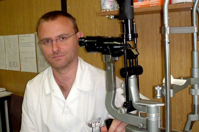 Doc.dr.sc. Petriček Igor, spec.oftalmolog