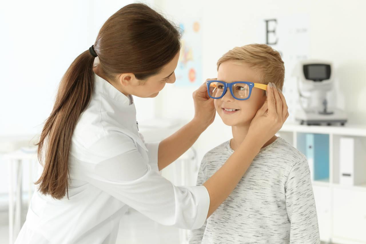 problemi s vidom djeca