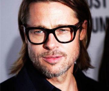 Brad Pitt nosi dioptrijske naočale Dolce Gabbana DG 3108