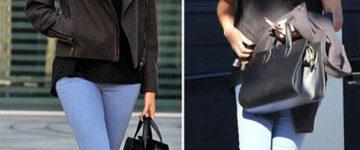 Charlize Theron nosi sunčane naočale Prada SPR 2305 1AB-3M1