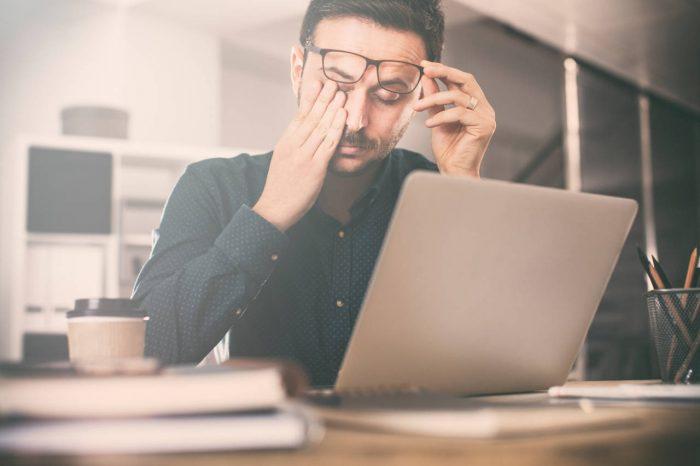 Uzroci sindroma rada za računalom
