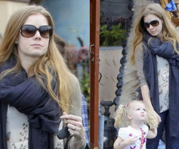 Amy Adams nosi sunčane naočale Vogue VO2724SB