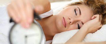 Spavanje s otvorenim očima – lagoftalmus