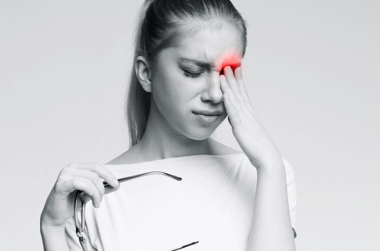 migrena sa aurom