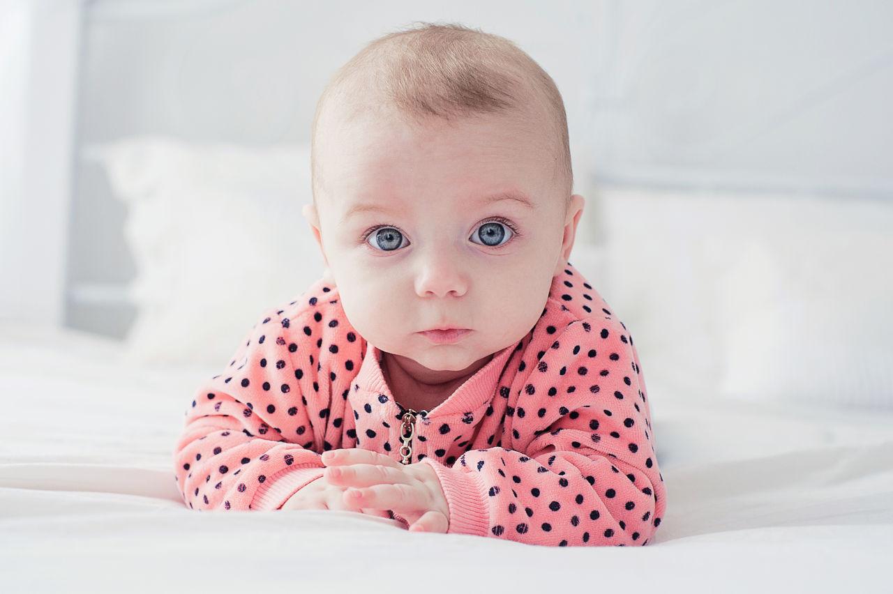 boja očiju kod djeteta, boja očiju kod dojenčadi