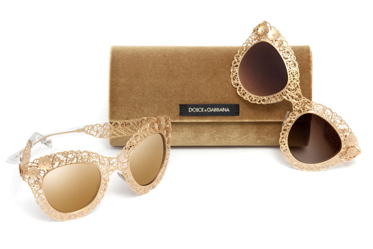 Dolce Gabbana naočale - kolekcija filigrama