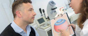 Tipovi i simptomi glaukoma