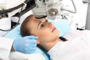 Nakon laserske operacije vida, poslije LASIK-a