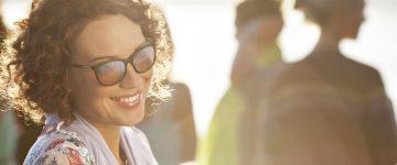 ColorMatic IQ® Sun: Samonijansirajuće leće za sunce