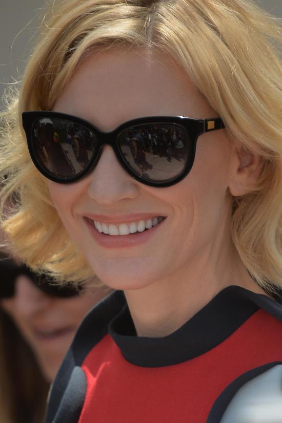 Cate Blanchett naočale Giorgio Armani Garconne