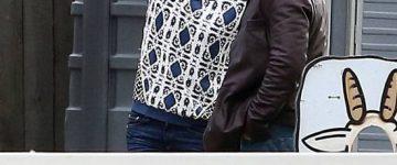 Charlize Theron nosi sunčane naočale Stella McCartney SM4025
