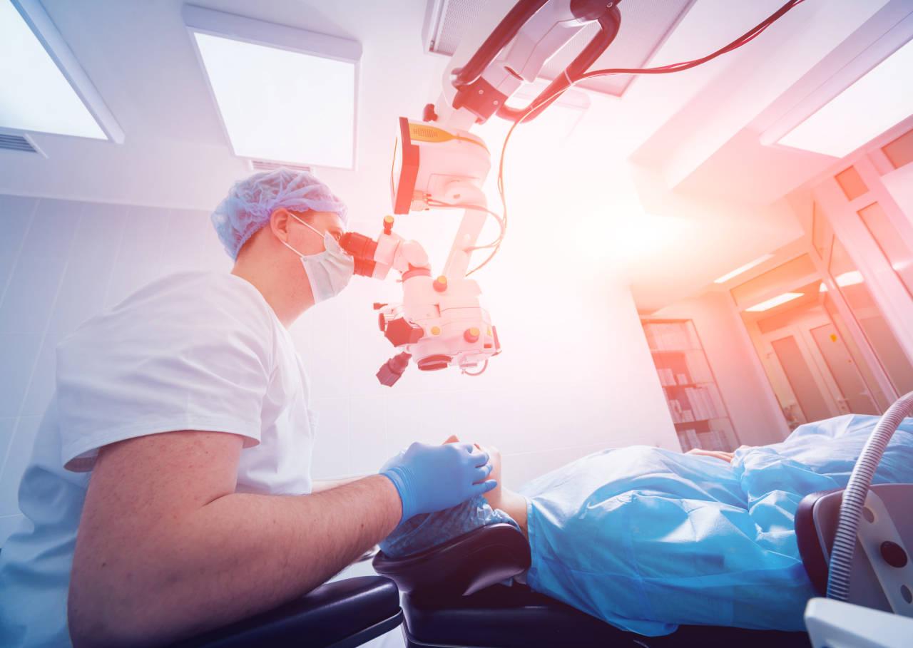 glaukom operacija, operacija glaukoma