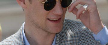Matt Smith nosi sunčane naočale Ray Ban!