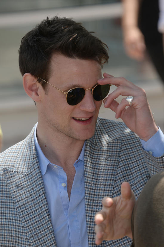 Matt Smith naočale Ray Ban