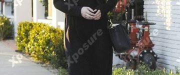 Rumer Willis nosi sunčane naočale Stella McCartney SM4040