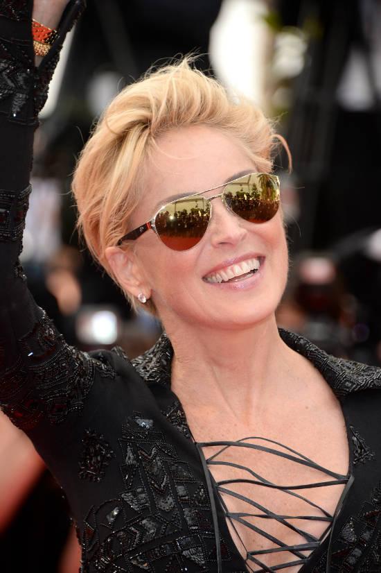 Sharon Stone sunčane naočale