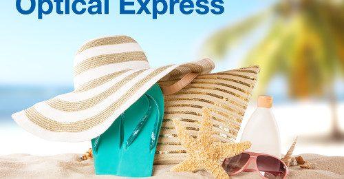 Ljeto bez naočala i leća – ljetni popust u Optical Expressu