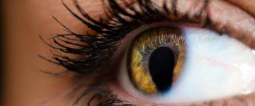 Što je kolobom oka?