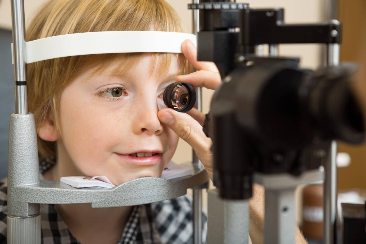kongenitalni glaukom, glaukom kod beba