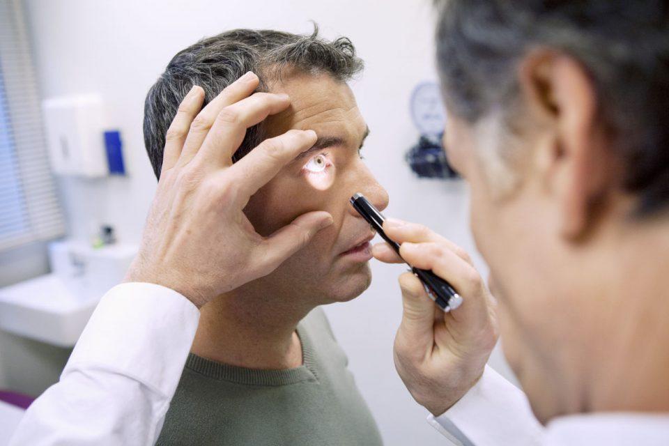 Sarkoidoza oka