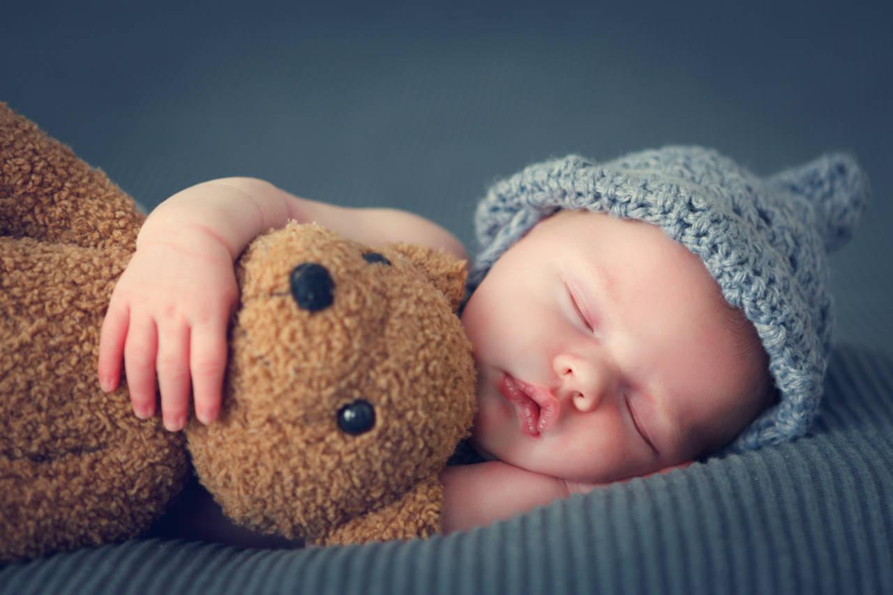 Suzni kanali novorođenče, beba