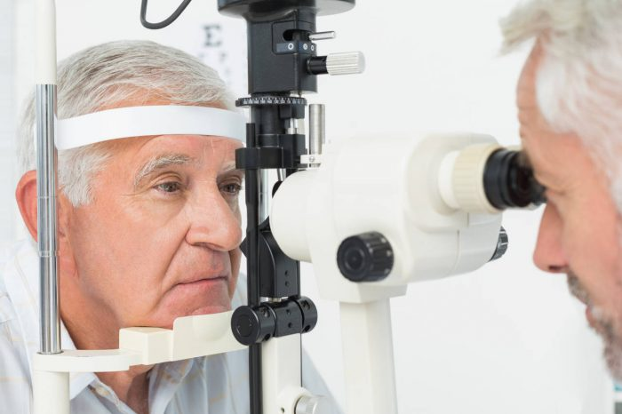 Edem makule oka – uzroci i simptomi