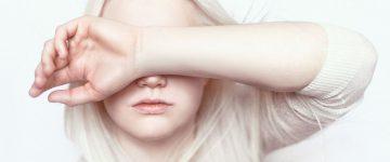 Utjecaj albinizma na vid