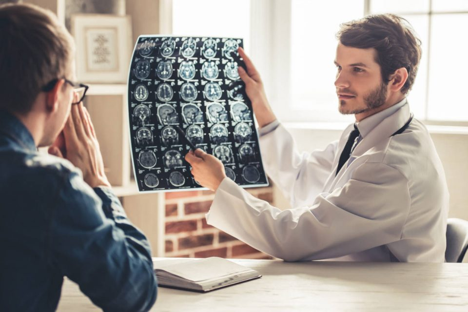 mozdani udar oštećenje vida, moždani udar gubitak vida, moždani vid